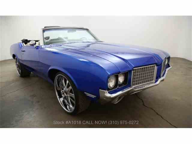 1972 Oldsmobile Cutlass Supreme | 945353