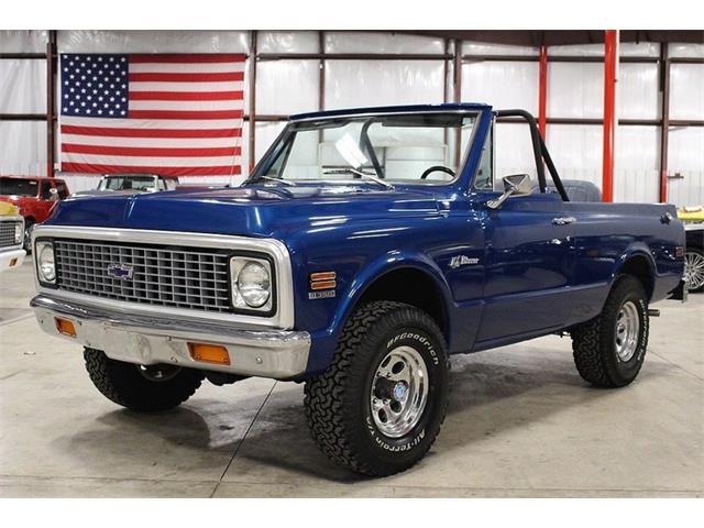 1972 Chevrolet Blazer | 945359
