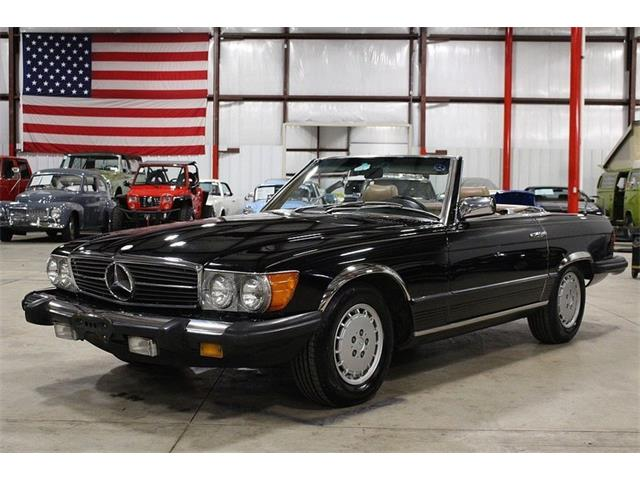 1985 Mercedes-Benz 380SL | 945360