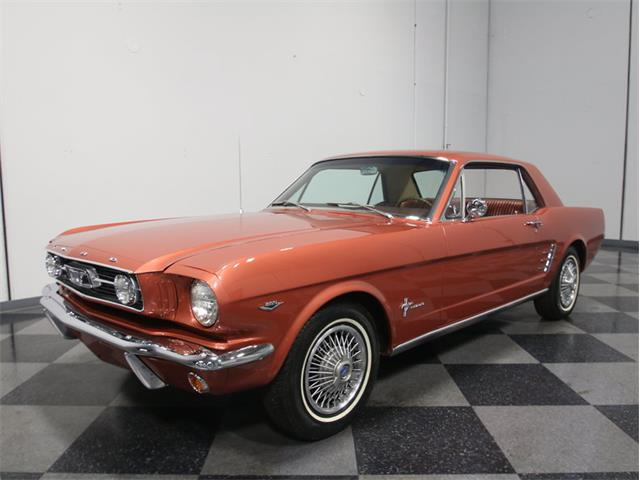 1966 Ford Mustang | 945363