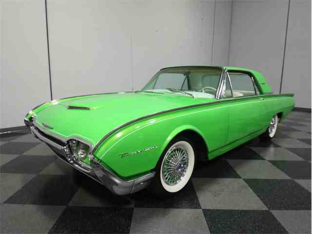 1962 Ford Thunderbird | 945367