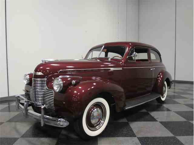 1940 Chevrolet Master Deluxe | 945369