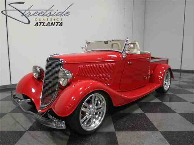 1934 Ford Roadster | 945372