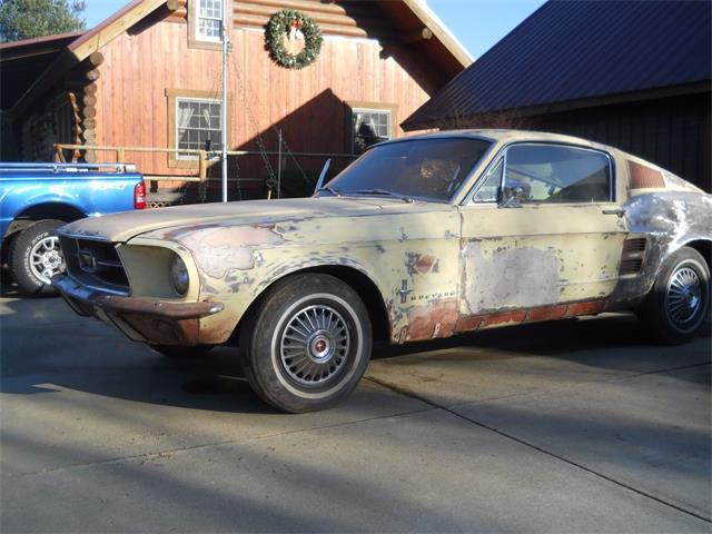 1967 Ford Mustang | 945374