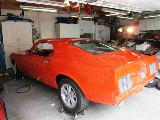 1970 Ford Mustang   945375