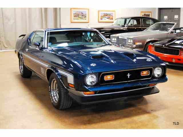 1971 Ford Mustang | 945378
