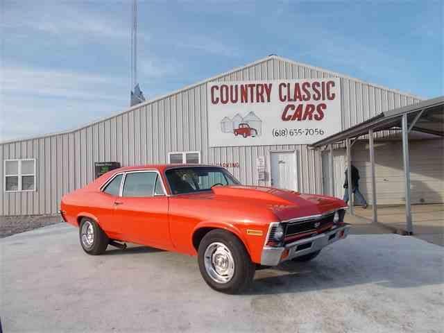 1971 Chevrolet Nova | 945380