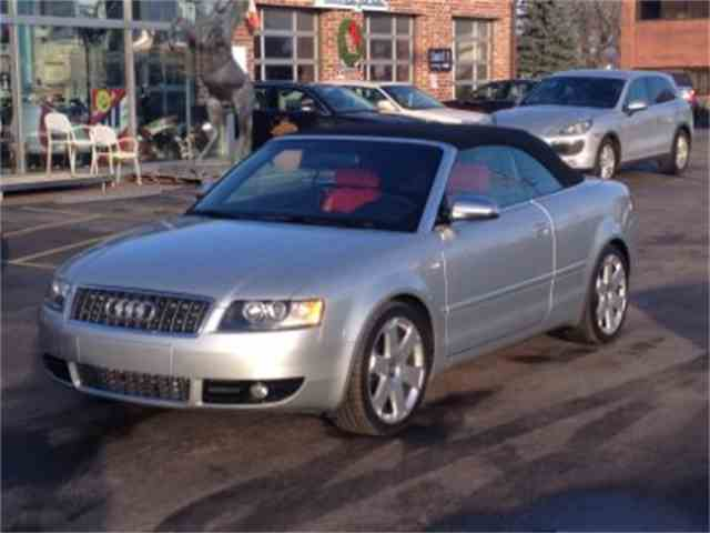 2005 Audi S4 | 945388