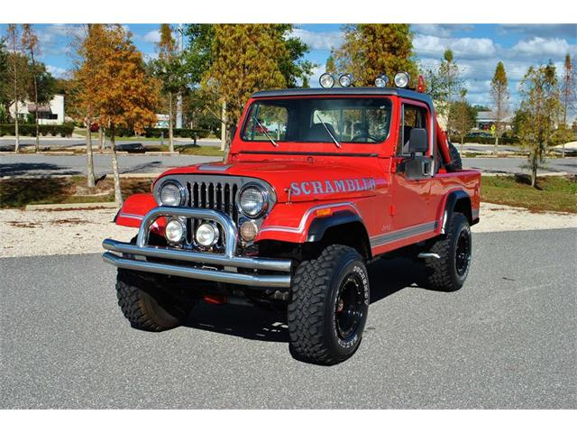 1981 Jeep CJ8 Scrambler | 945391