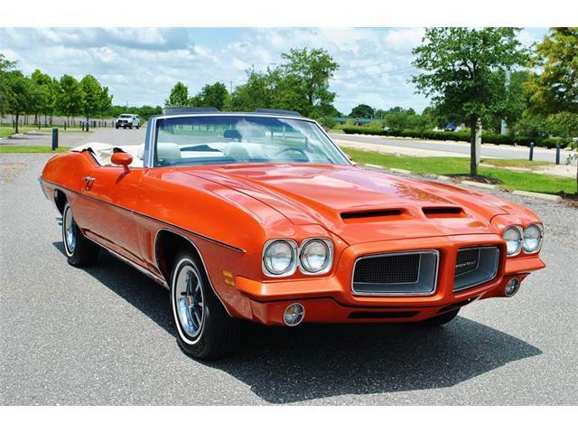 1972 Pontiac LeMans | 945396