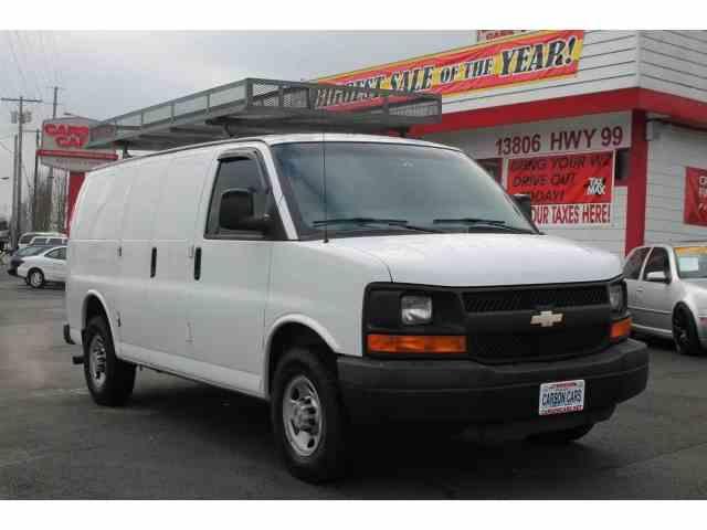 2009 Chevrolet Express   945397