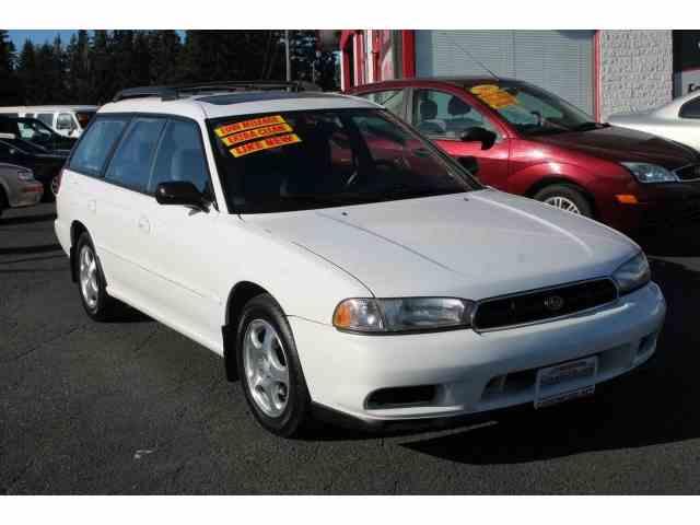 1999 Subaru Legacy   945398