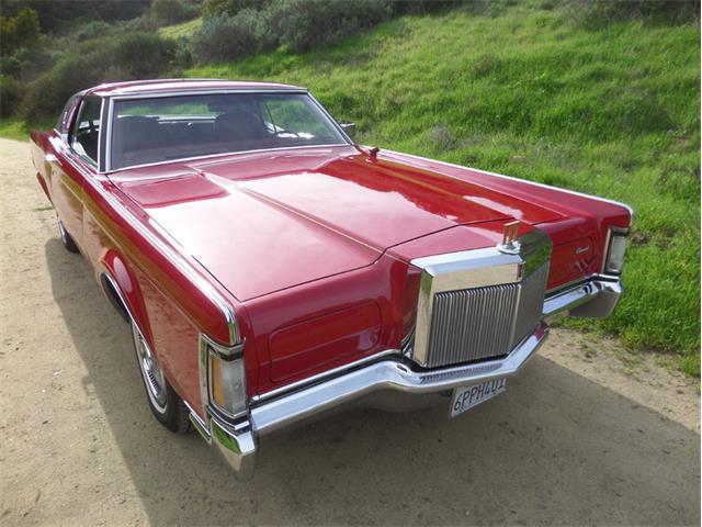 1971 Lincoln Continental Mark III | 945400