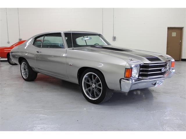 1972 Chevrolet Chevelle SS | 945403