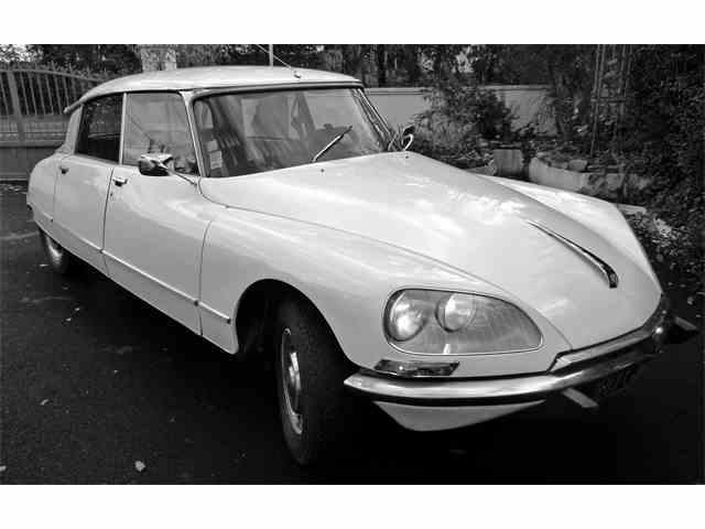 1973 Citroen DS20 | 945405
