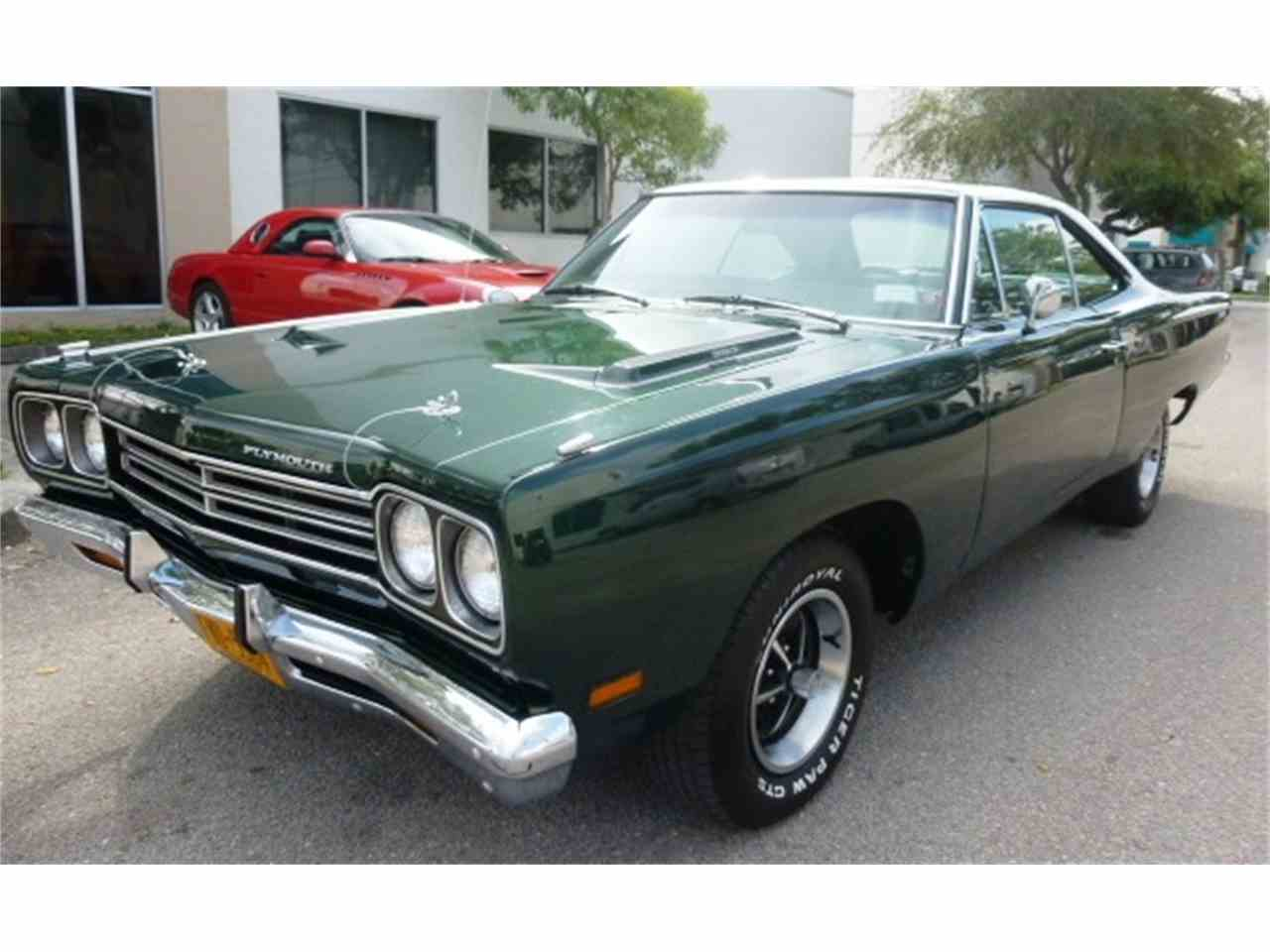 1969 plymouth road runner for sale cc 940541. Black Bedroom Furniture Sets. Home Design Ideas