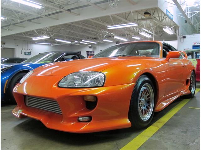 1993 Toyota Supra | 945412