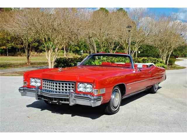 1973 Cadillac Eldorado | 945420