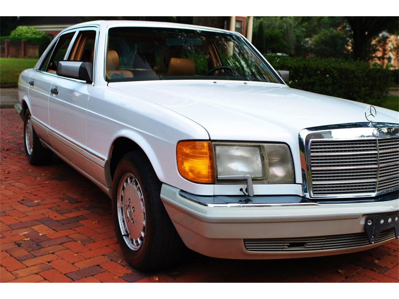 1991 mercedes benz 300 for sale cc 945422 for Mercedes benz dealer lakeland florida