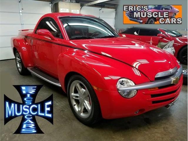 2004 Chevrolet SSR | 945423