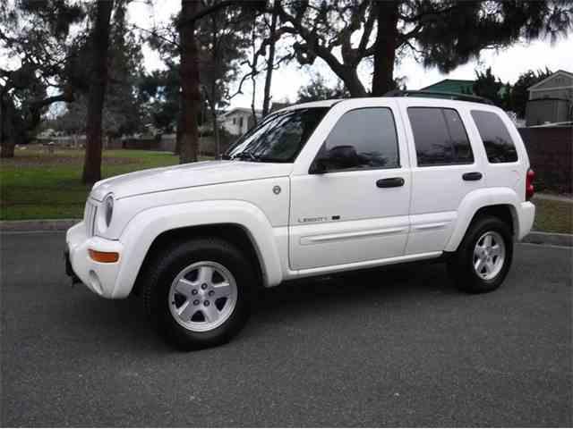 2003 Jeep Liberty | 945424