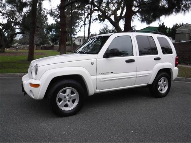 2003 Jeep Liberty   945424