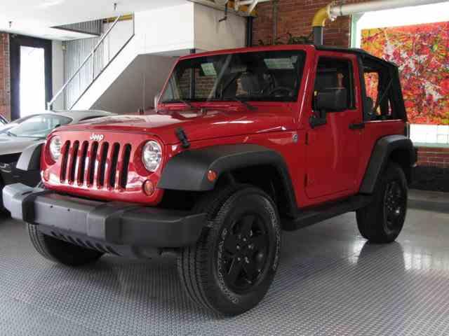 2009 Jeep Wrangler | 945425