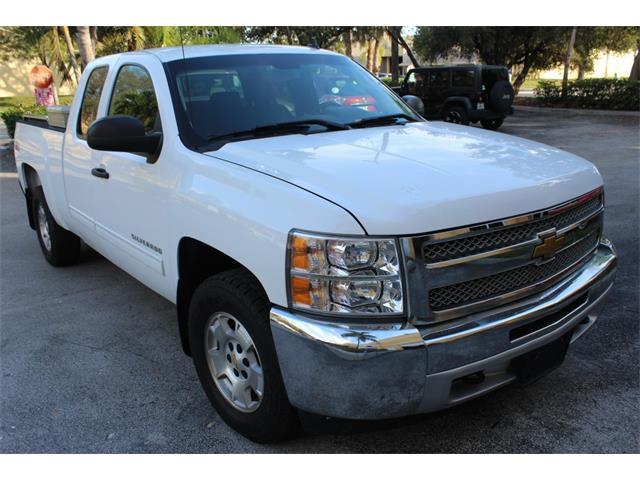 2012 Chevrolet Silverado | 945429