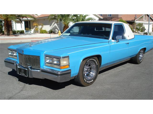 1987 Cadillac Brougham | 945431