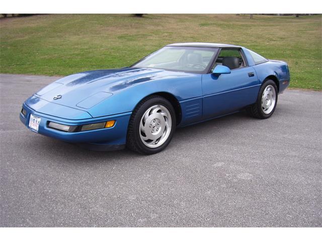 1993 Chevrolet Corvette | 945436