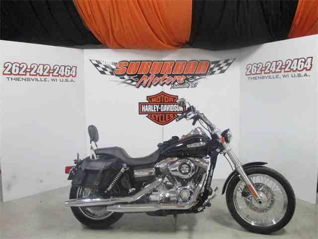2008 Harley-Davidson® FXDC - Dyna® Super Glide Custom | 945450
