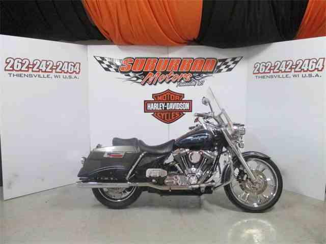 2004 Harley-Davidson® FLHR Road King | 945456
