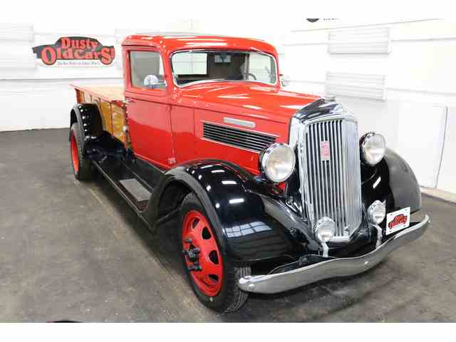1936 REO SpeedWagon | 945457