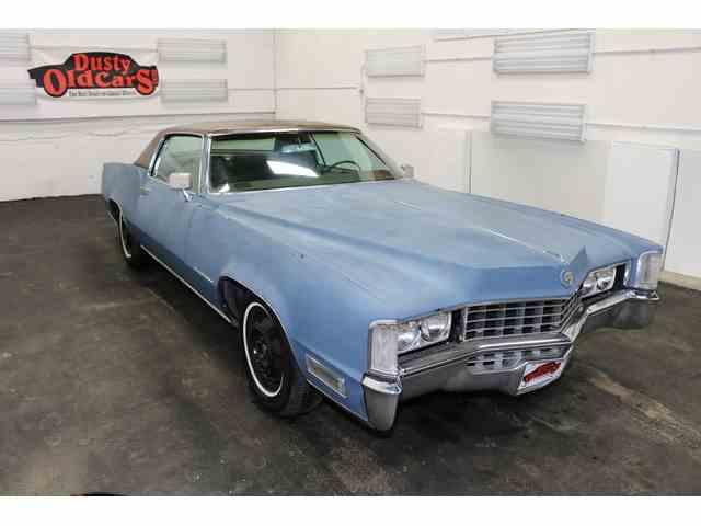 1968 Cadillac Eldorado | 945459