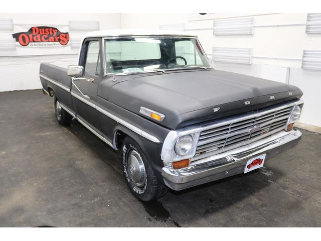 1968 Ford F100 | 945460