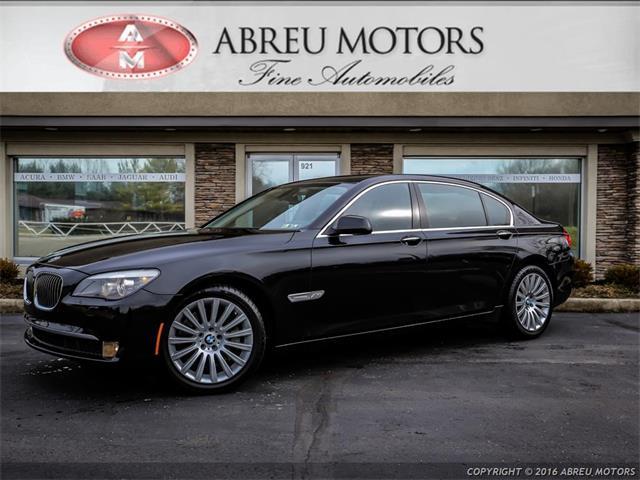 2012 BMW 750li | 945467