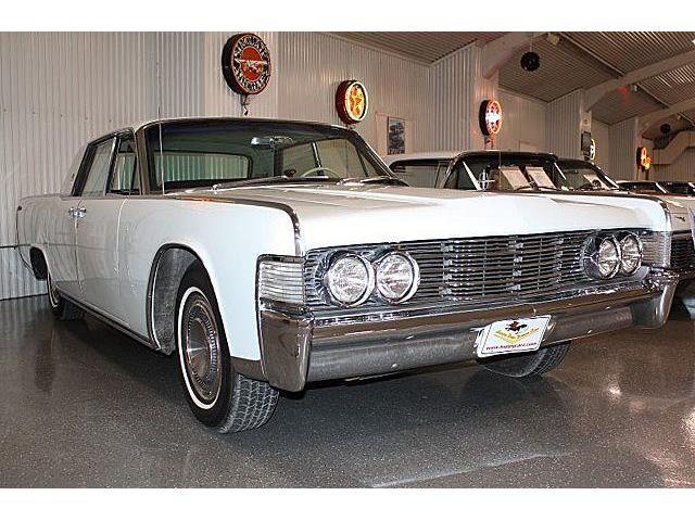 1965 Lincoln Continental | 940547