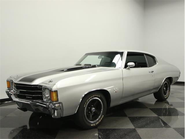 1972 Chevrolet Chevelle SS | 945471