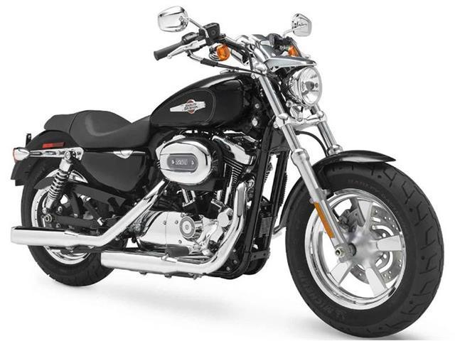 2011 Harley-Davidson Sportster XL1200 C   945488