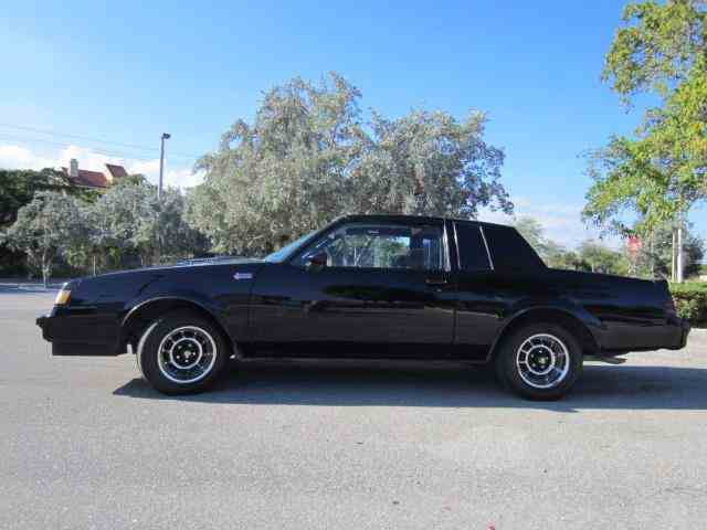 1987 Buick RegalGrand National Turbo | 945490