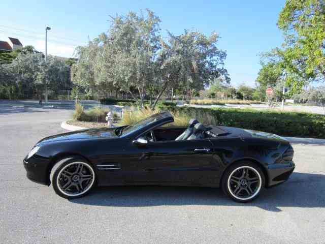 2004 Mercedes-Benz SL500 | 945491