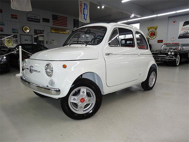 1964 FIAT 500D FOLDING TOP | 945499