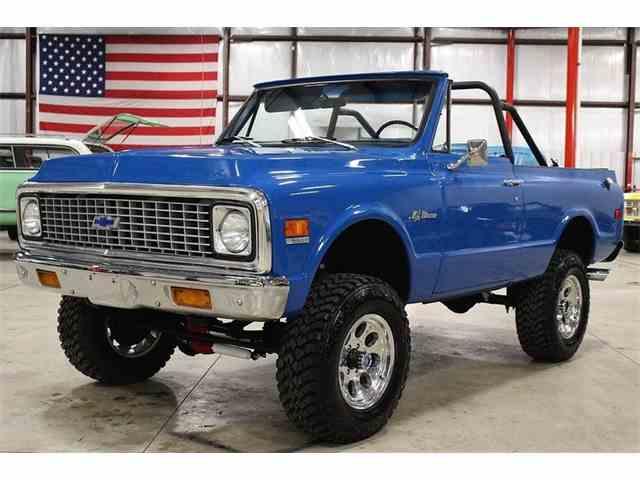 1972 Chevrolet Blazer | 945506