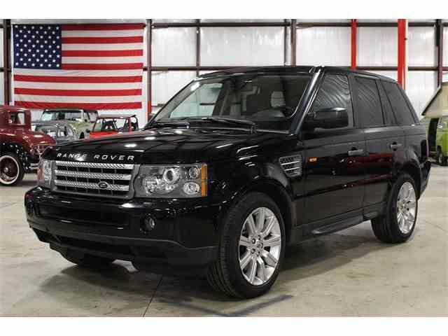 2008 Land rover Range Rover Sport Supercharged | 945508