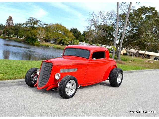 1933 Ford 3 Window | 945509