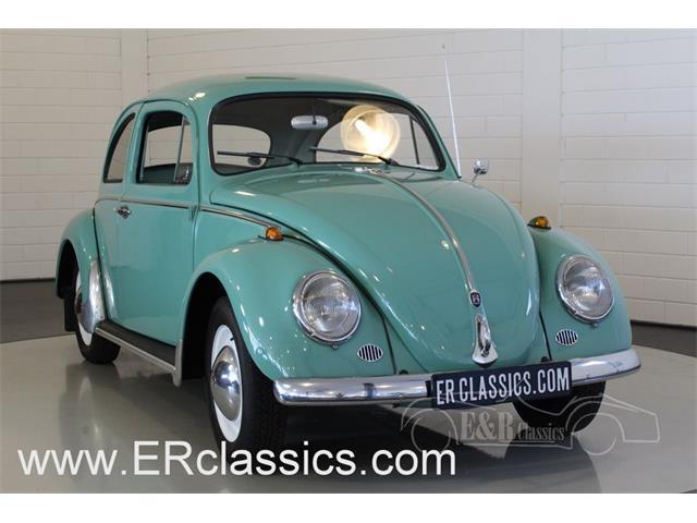 1961 Volkswagen Beetle | 945511