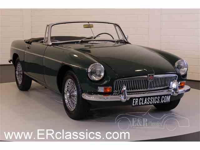 1965 MG MGB | 945513