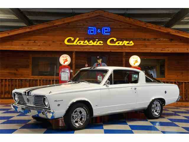 1966 Plymouth Barracuda | 945516
