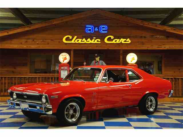 1969 Chevrolet Nova SS | 945520