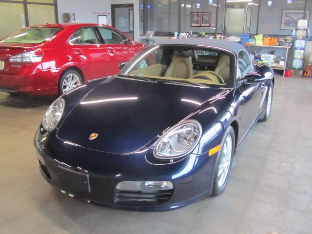 2008 Porsche Boxster   945530